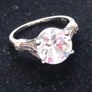 Just IN! 925 Sterling Silver Gemstone Ring